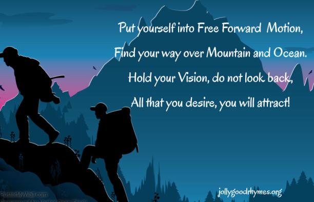 Free Forward Motion